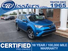 Used 2018 Toyota RAV4 XLE SUV for sale in Mount Joy