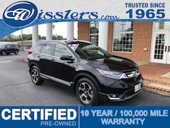 Used 2019 Honda CR-V Touring 2WD SUV for sale in Mount Joy