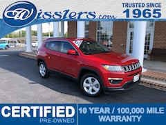Used 2019 Jeep Compass Latitude 4x4 SUV for sale in Mount Joy