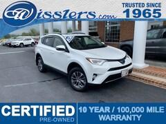 Used 2017 Toyota RAV4 Hybrid XLE SUV for sale in Mount Joy