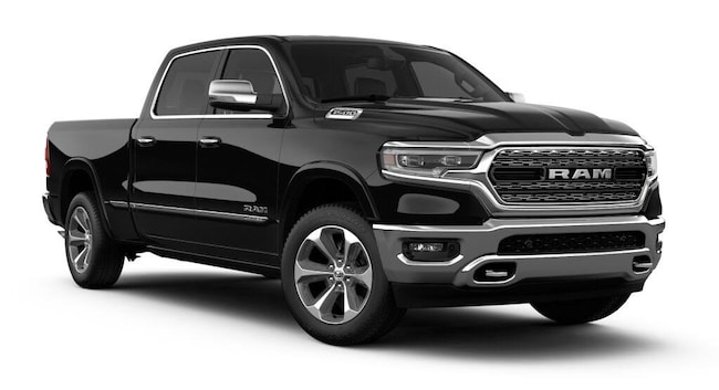 New 2019 Ram 1500 LIMITED CREW CAB 4X4 6'4 BOX Crew Cab for sale in Salem, OR
