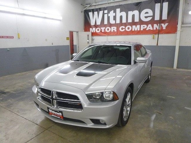 Used 2012 Dodge Charger SXT AWD Sedan for sale in Salem, OR