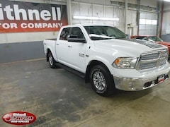 Used 2018 Ram 1500 SLT Truck Crew Cab 1C6RR7LT5JS214264 for sale in Salem, OR