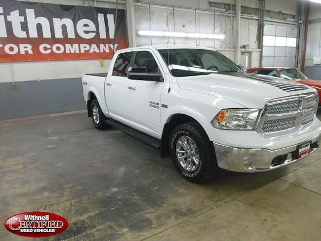 Used 2018 Ram 1500 SLT Truck Crew Cab for sale in Salem, OR