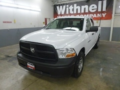Used 2012 Ram 1500 ST 4x4 Quad 6.4ft Truck Quad Cab 1C6RD7FP7CS240705 for sale in Salem, OR