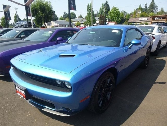 New 2018 Dodge Challenger R/T Coupe for sale in Salem, OR