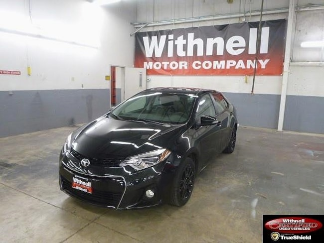 Used 2016 Toyota Corolla S w/Special Edition Pkg Sedan for sale in Salem, OR