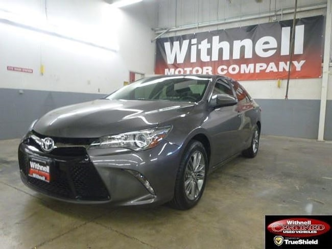 Used 2017 Toyota Camry LE Sedan for sale in Salem, OR