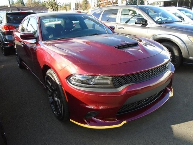 New 2019 Dodge Charger R/T RWD Sedan for sale in Salem, OR