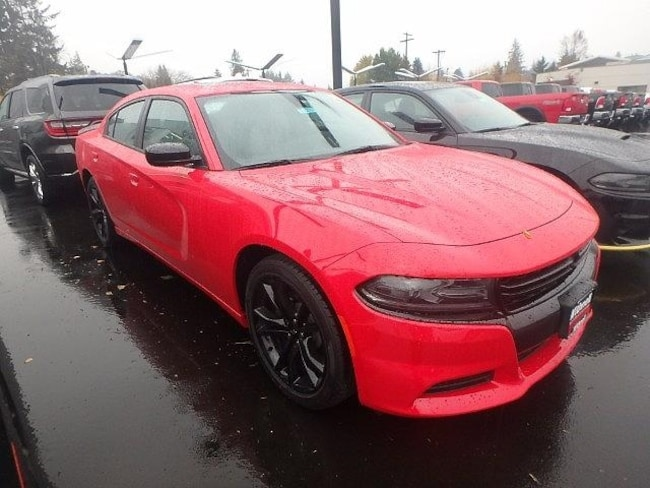 New 2018 Dodge Charger SXT PLUS RWD Sedan for sale in Salem, OR