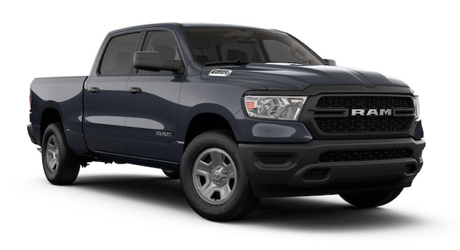New 2019 Ram 1500 TRADESMAN CREW CAB 4X4 6'4 BOX Crew Cab for sale in Salem, OR