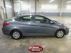 Used 2017 Hyundai Accent SE Sedan KMHCT4AE6HU172989 for sale in Salem, OR