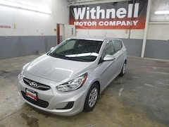 Used 2012 Hyundai Accent GS (A6) Hatchback KMHCT5AE7CU001344 for sale in Salem, OR