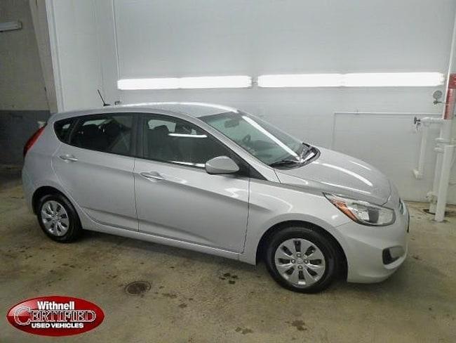 Used 2017 Hyundai Accent SE Hatchback for sale in Salem, OR