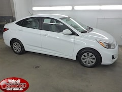 Certified Pre-Owned 2017 Hyundai Accent SE Sedan for sale in Salem, OR