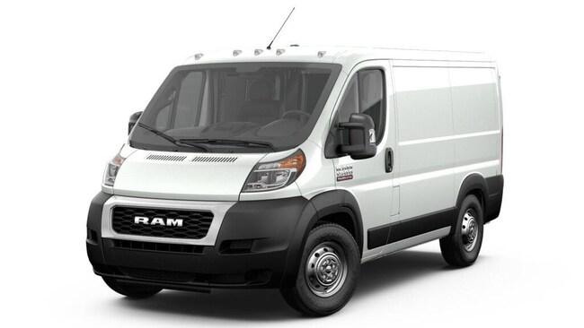 New 2019 Ram ProMaster 1500 CARGO VAN LOW ROOF 118 WB Cargo Van for sale in Salem, OR