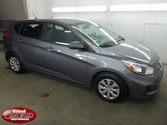Used 2017 Hyundai Accent SE Hatchback KMHCT5AE1HU307690 for sale in Salem, OR
