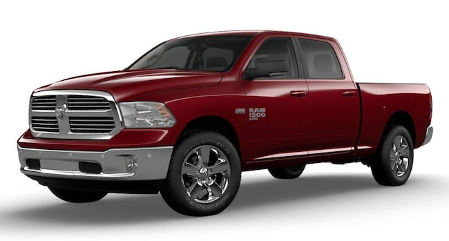 New 2019 Ram 1500 CLASSIC BIG HORN CREW CAB 4X4 6'4 BOX Crew Cab for sale in Salem, OR