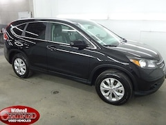 Certified Pre-Owned 2013 Honda CR-V EX-L AWD SUV for sale in Salem, OR