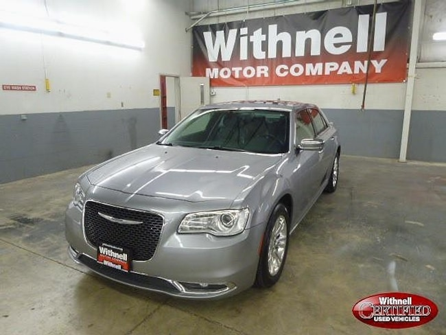 Used 2016 Chrysler 300C Base Sedan for sale in Salem, OR