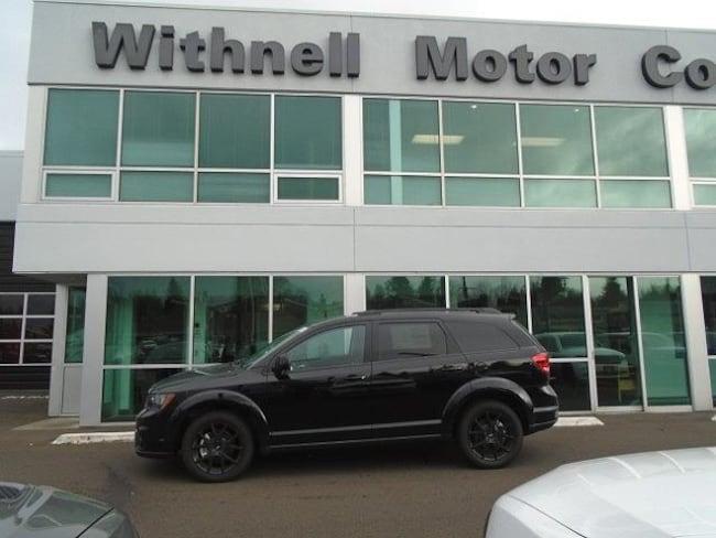 New 2018 Dodge Journey SXT Sport Utility for sale in Salem, OR