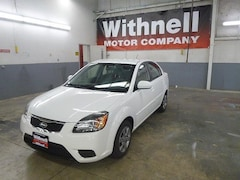 Used 2010 Kia Rio LX Sedan KNADH4A32A6651572 for sale in Salem, OR