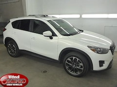 Certified Pre-Owned 2016 Mazda Mazda CX-5 Grand Touring SUV for sale in Salem, OR