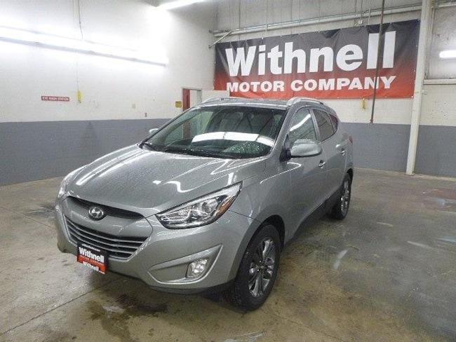 Used 2015 Hyundai Tucson SE SUV for sale in Salem, OR