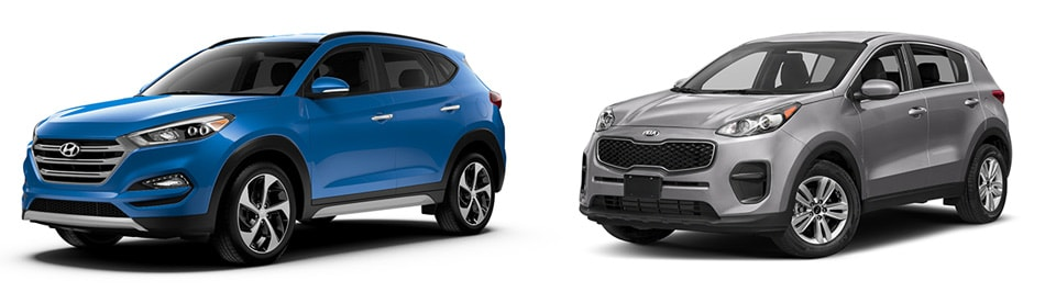 Discover How The Hyundai Tucson Compares To Its Salem, OR Rival