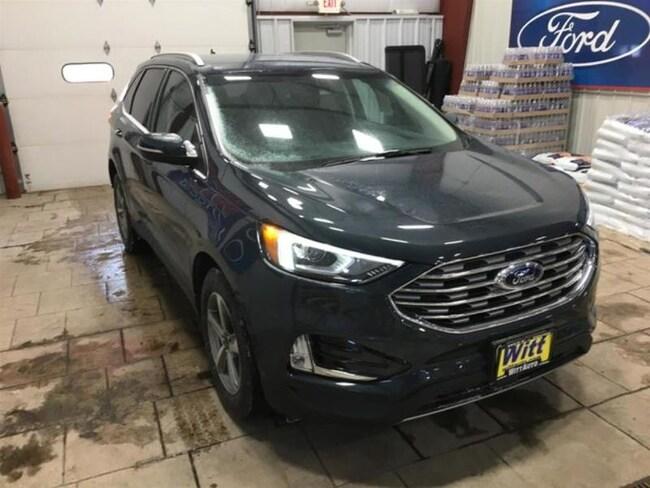 2019 Ford Edge EDGE AWD-SEL