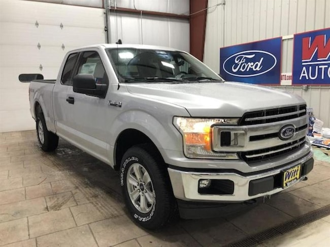 2019 Ford F-150 F150 4X4 S/C