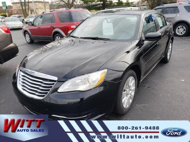 2012 Chrysler 200 LX Sedan