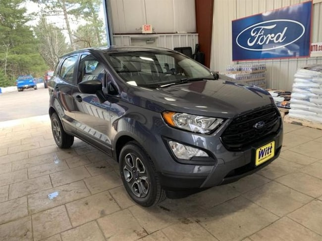 2019 Ford ECO Sport FWD S