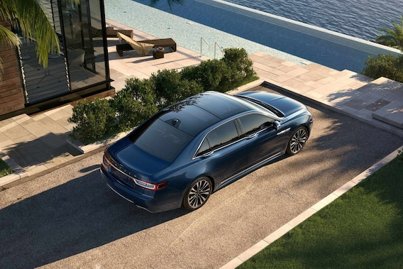 2018 Lincoln Continental Vs 2018 Lexus Es