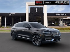 New 2019 Lincoln Nautilus Black Label SUV in San Diego, CA