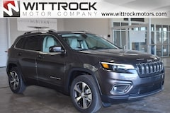 New 2019 Jeep Cherokee LIMITED 4X4 Sport Utility 1C4PJMDX3KD323481 for-sale-in-Carroll