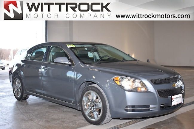 Used  2009 Chevrolet Malibu LT w/1LT Sedan in Carroll, IA