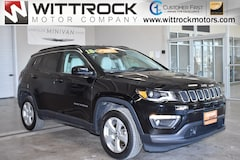 Certified Pre-Owned 2018 Jeep Compass Latitude SUV 3C4NJDBBXJT392899 for Sale in Carroll, IA