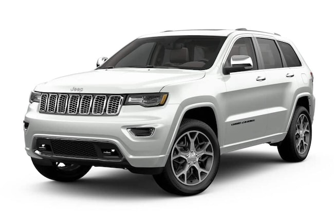 New 2019 Jeep Grand Cherokee OVERLAND 4X4 Sport Utility in Carroll, IA