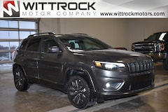 New 2019 Jeep Cherokee HIGH ALTITUDE 4X4 Sport Utility 19015J for sale in Carroll, IA
