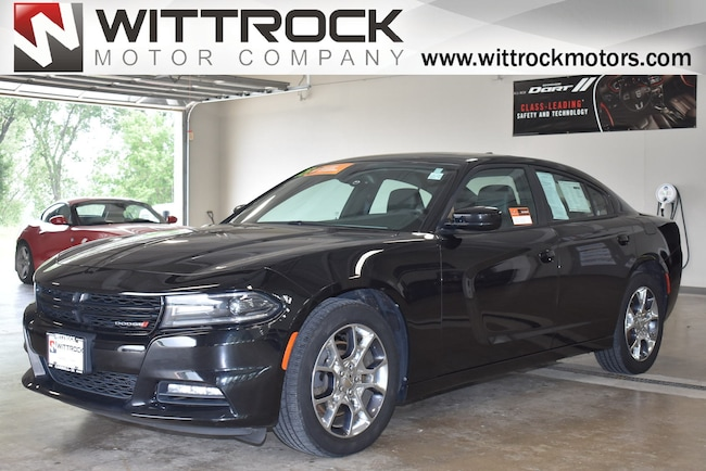 Certified Pre-Owned 2015 Dodge Charger SXT Sedan for-sale-in-Carroll