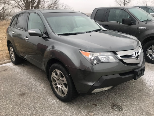 Used  2008 Acura MDX 3.7 Technology w/ Entertainment SUV in Carroll, IA