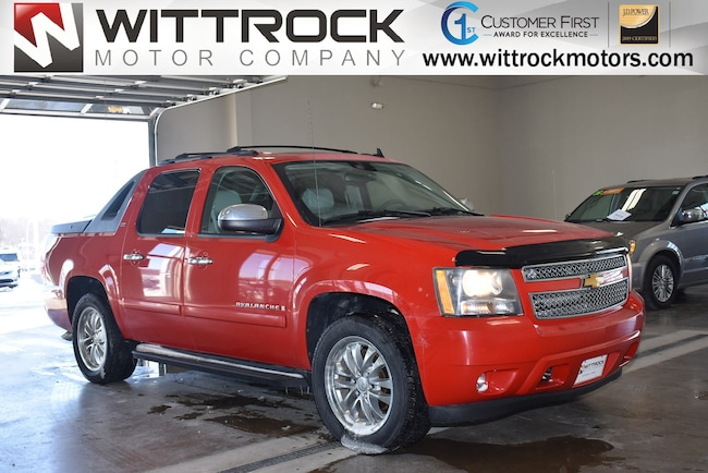 Used  2007 Chevrolet Avalanche LTZ Truck Crew Cab in Carroll, IA