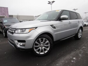2014 Land Rover Range Rover Sport 5.0 Supercharged