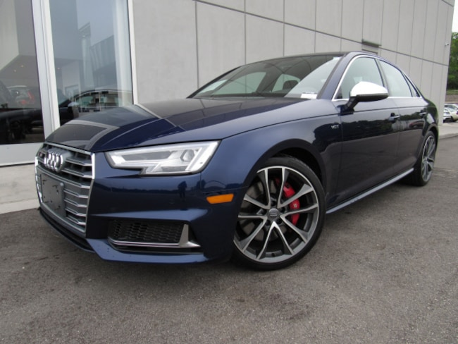 Used 2018 Audi S4 For Sale at Fields Jaguar Land Rover Volvo