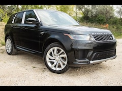 2018 Land Rover Range Rover Sport 5.0 Supercharged SUV