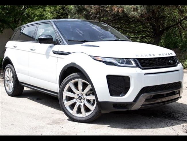 New 2018 Land Rover Range Rover Evoque For Sale Waukesha Wi