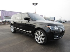 2015 Land Rover Range Rover 5.0 Supercharged SUV