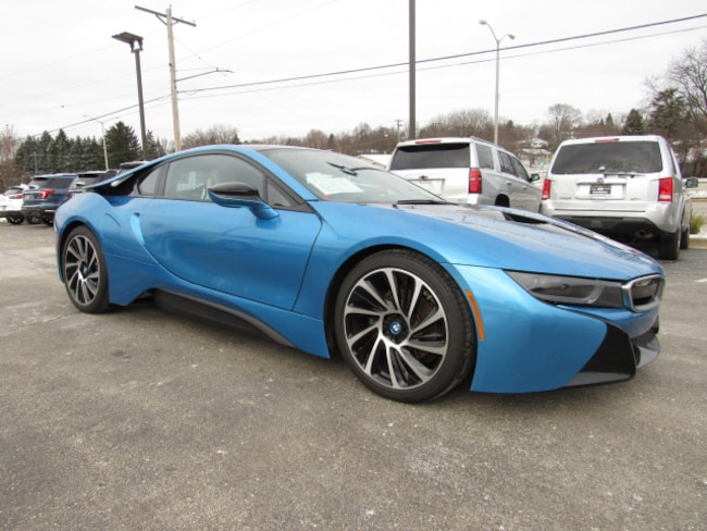 Used 2015 Bmw I8 For Sale At Land Rover Waukesha Vin
