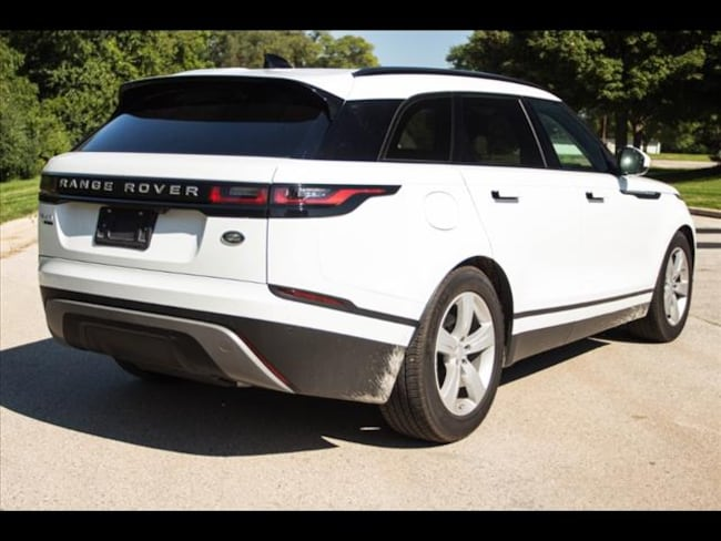 all new volvo inventory 2018 land rover range rover velar suv fuji white for sale in madison wi. Black Bedroom Furniture Sets. Home Design Ideas